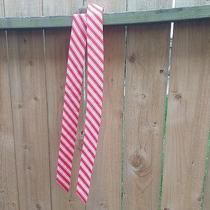 Accessories - 3/$15 Long peppermint print scarf